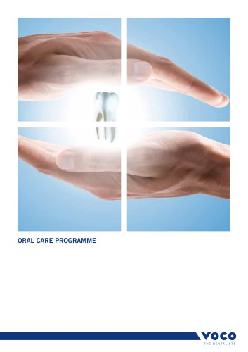 Oral Care PROGRAMME