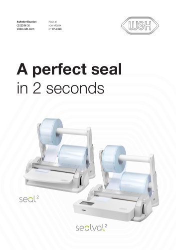 A perfect seal in 2 seconds