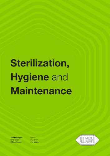 Sterilization, Hygiene and Maintenance
