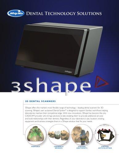 3Shape Brochure