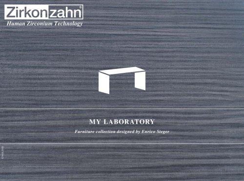 Brochure My Laboratory