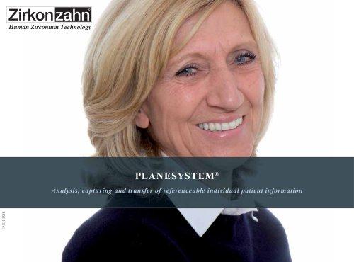 Brochure PlaneSystem® Udo Plaster Case 1