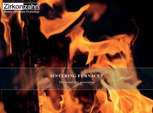 Brochure Sintering Furnaces