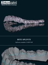 Insert Bite Splint