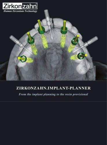 Insert Implant-Planner Workflow