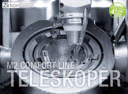 Insert M2 Comfort Line Teleskoper