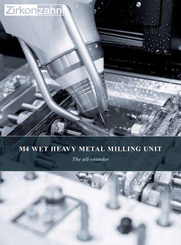 Insert M4 Wet Heavy Metal