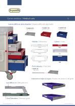 Novimed Carros Médicos / medical cart - 9