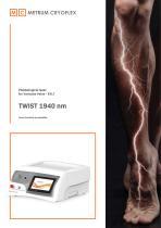 Diode laser Twist 1940 nm for EVLT