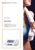 Sports massage with BOA MAX 2