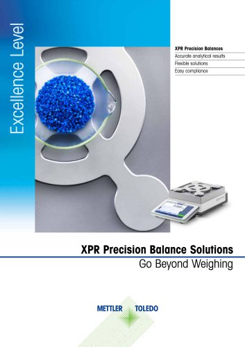 XPR Precision Balances