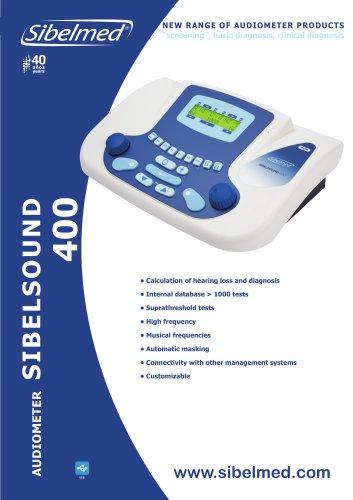 Audiometer Sibelsound 400
