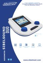 Audiometer Sibelsound DUO