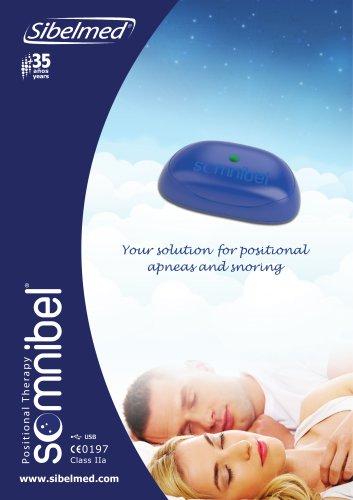 Positional device Somnibel