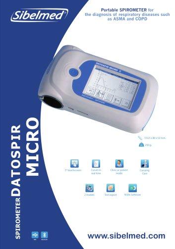 Spirometer DATOSPIR MICRO