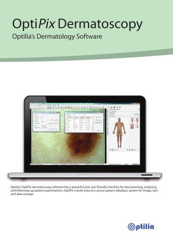 Data sheet, OptiPix Dermatoscopy RevA