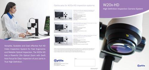 W20x-HD Camera System