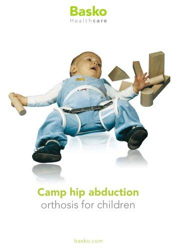 Camp hip abduction
