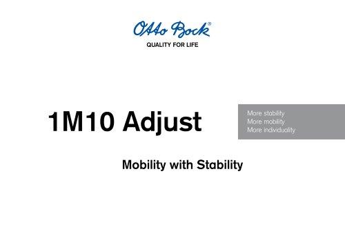 Adjust 1M10