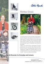 Kimba Cross - 1
