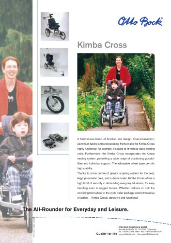 Kimba Cross