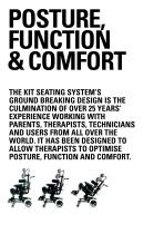 Leckey KIT - Modular Seating System - 13