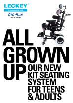 Leckey KIT - Modular Seating System - 1