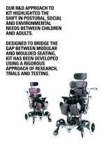 Leckey KIT - Modular Seating System - 4