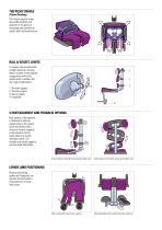 Leckey KIT - Modular Seating System - 7