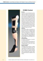 Orthotic and Prosthetic Joint Bar Systems - 12
