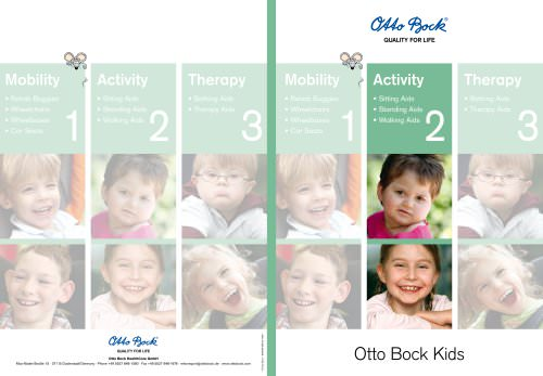 Otto Bock Kids ? Activity