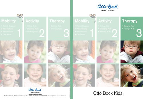 Otto Bock Kids ? Therapy