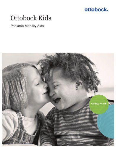 Ottobock Kids Pediatric Mobility Aids