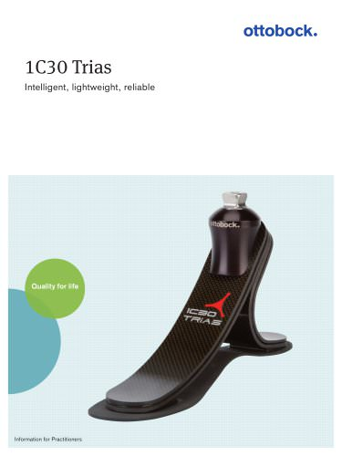 Product information | 1C30 Trias