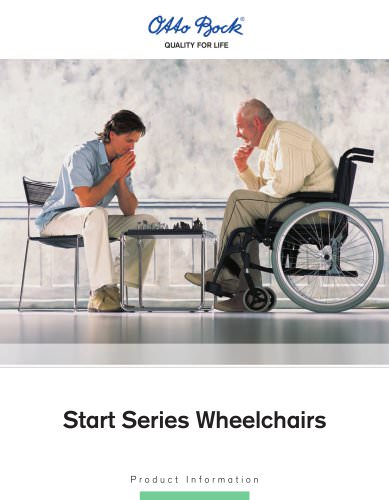 Start Series Wheelchairs