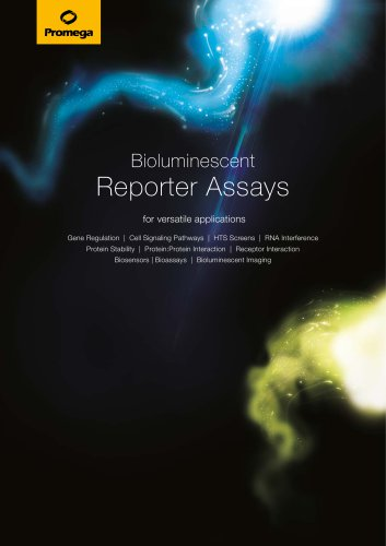 Bioluminescent Reporter Assays_Overview