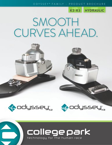 ODYSSEY ® FAMILY - PRODUCT BROCHURE