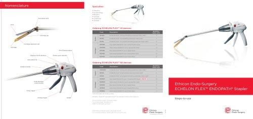 Ech E lon Fl E x? Endopath ® Stapler