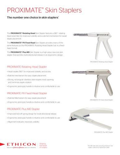 PROXIMATE® Skin Staplers
