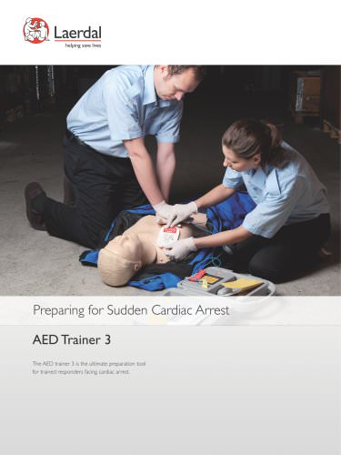AED Trainer 3 Brochure