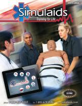2014-2015  Simulaids Catalog