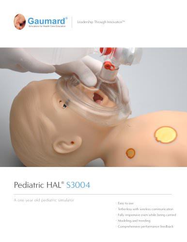 Pediatric HAL® S3004