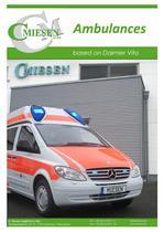 MB Vito Ambulance Brochure - 1