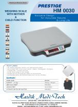 Patient scale - HM0030 - 1