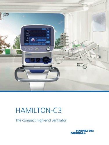 HAMILTON-C3 brochure