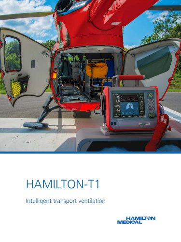 HAMILTON-T1 brochure