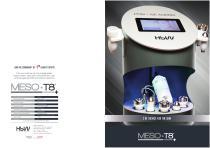 MESO-T8+ Technical skincare treatment device