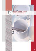 General hospital items