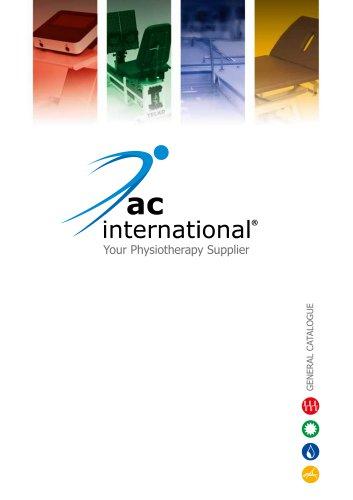 AC INTERNATIONAL 2020
