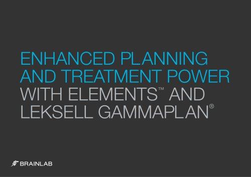 Brochure Planification pour couteau gamma